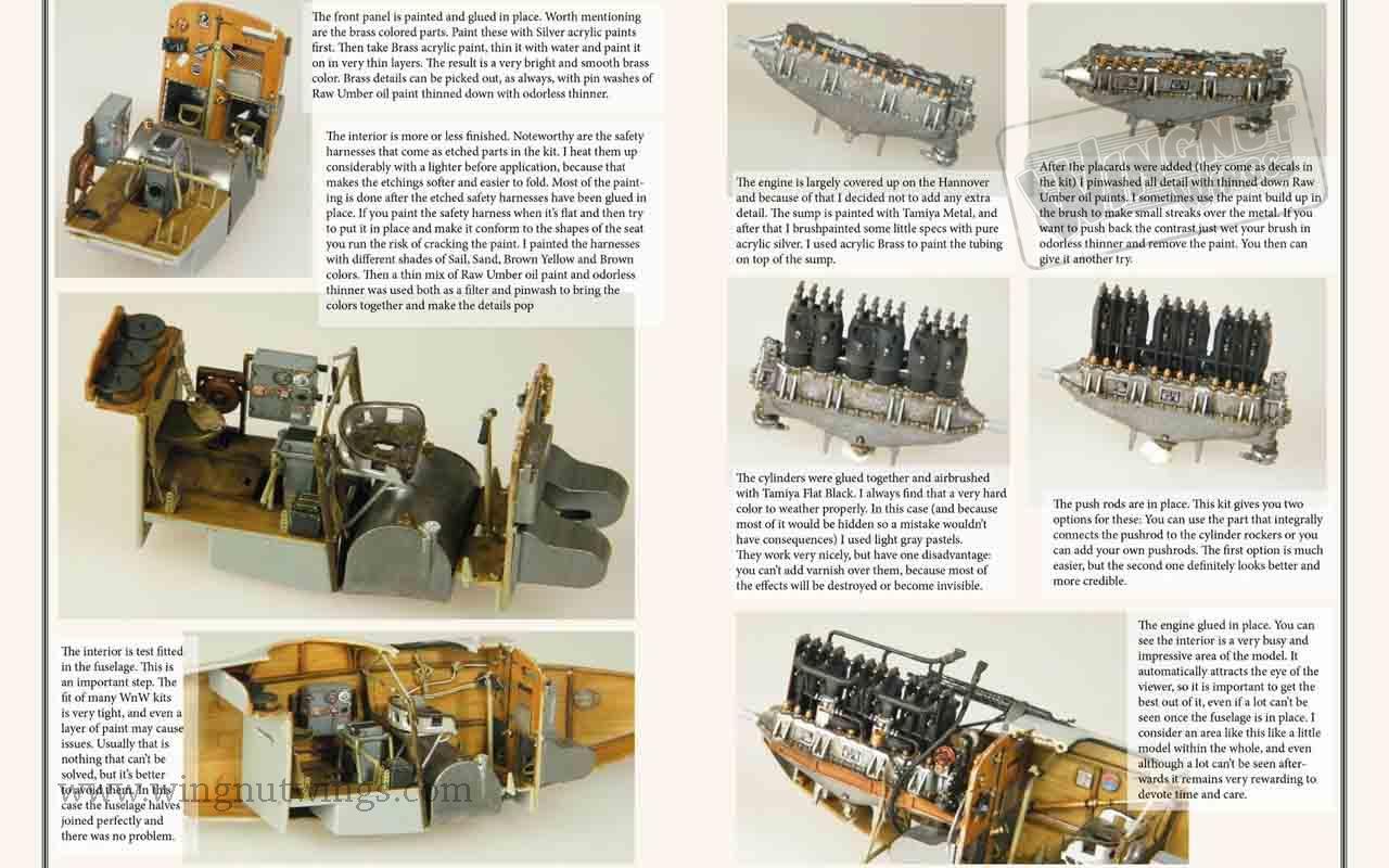 Wingnut Wings - A Modeller's Guide to the Art of WW1