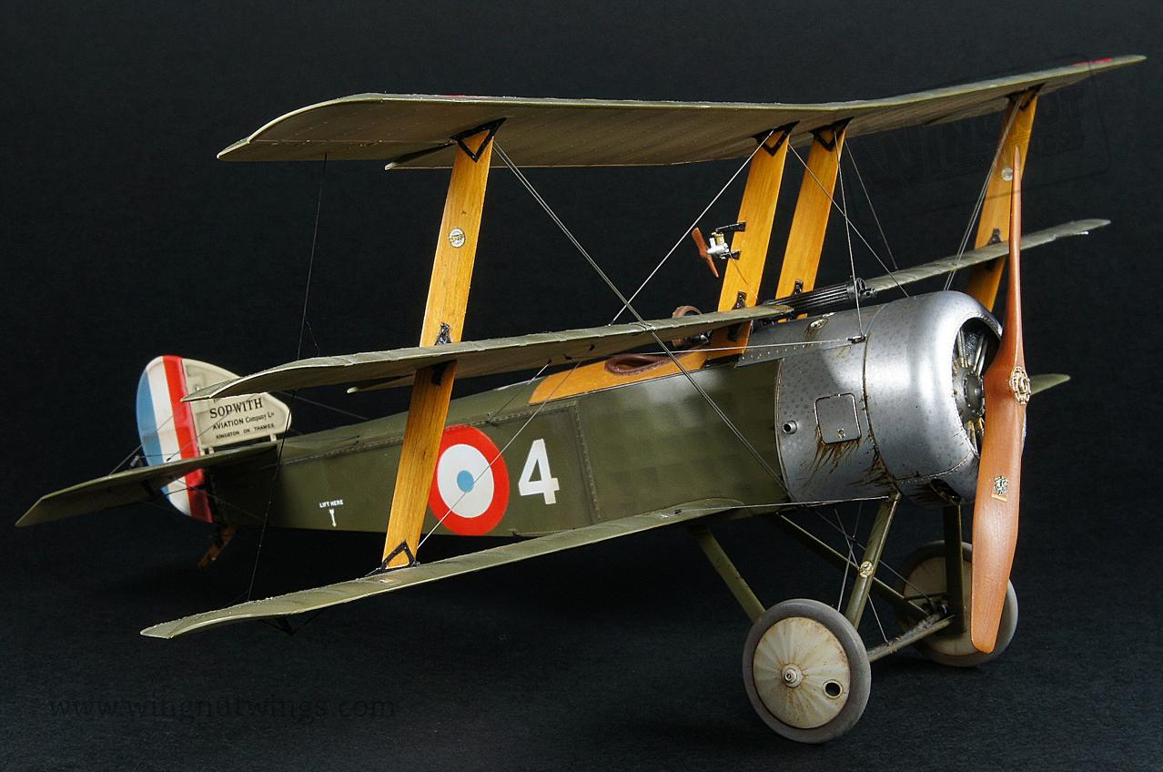 1/32nd scale high quality model kit from Wingnut Wings WWI ...