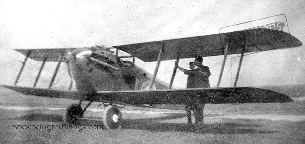Sopwith 5F1 Dolphin Of 79 Squadron In 1919 0076 034
