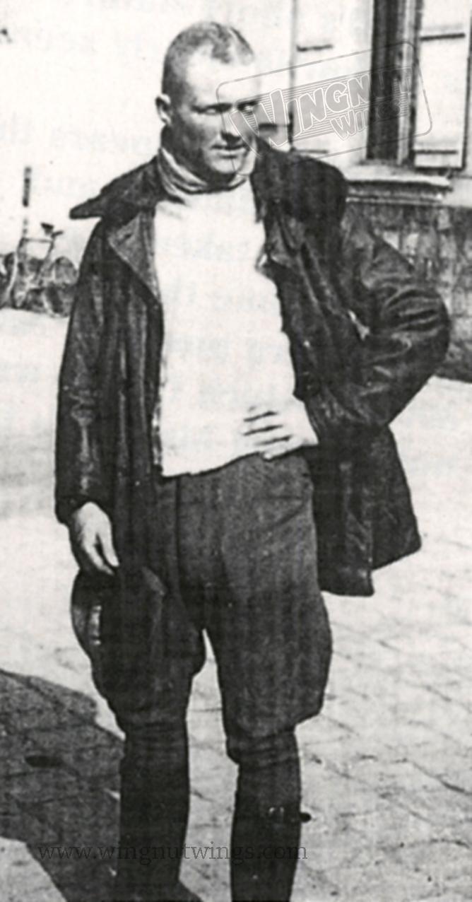 Manfred Von Richthofen Abschüsse