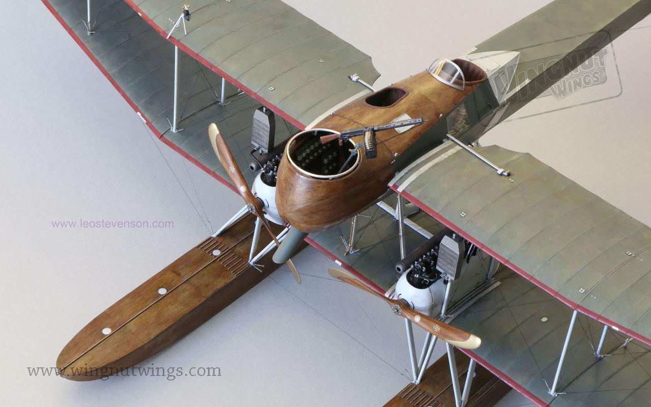 Wingnut Wings WNW32053 1//32 32053 Gotha UWD